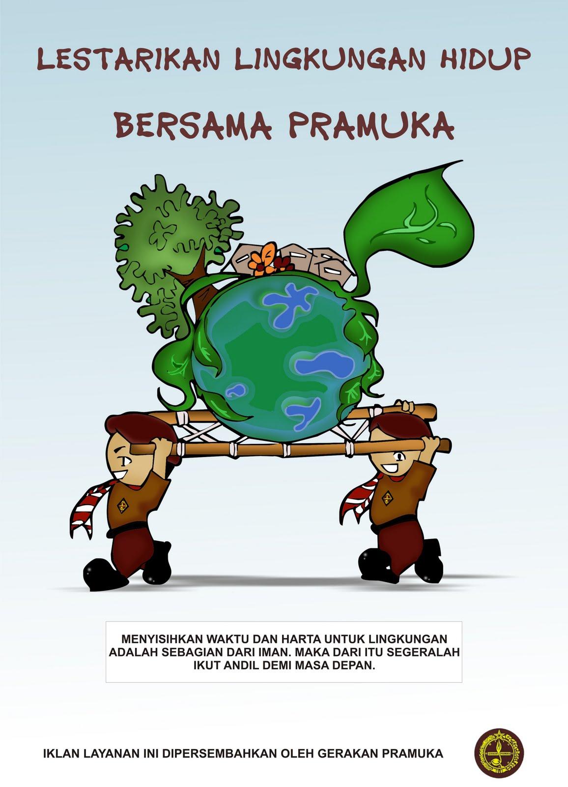 PRAMUKA & PELESTARIAN LINGKUNGAN HIDUP   SD NEGERI 011 Meral